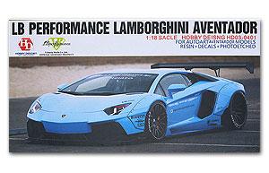 Hobbyeasy 1 18 Lb Performance Lamborghini Aventador For Autoart