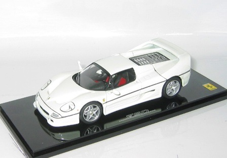 Hobbyeasy Ferrari F50 White